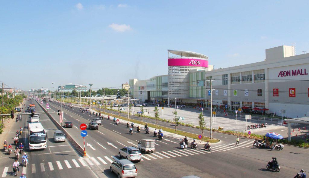 Sức sống mới từ thị xã Thuận An - Thành phố tương lai